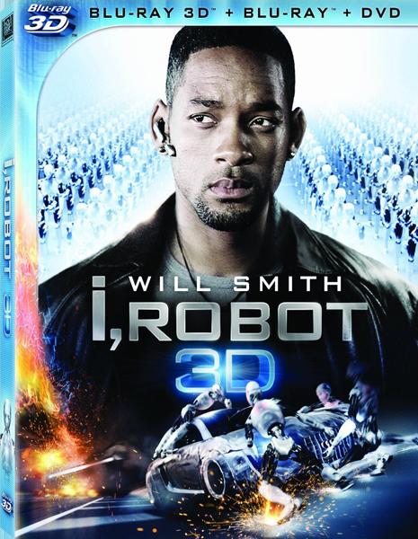 3D / 2D Blu-ray Я,  робот / I,  Robot и другие фильмы 3D и Full HD